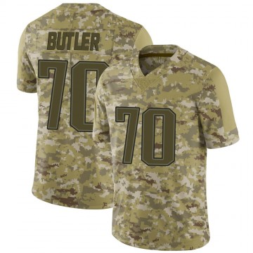 Youth Nike New England Patriots Adam Butler Camo 2018 Salute to Service Jersey - Limited