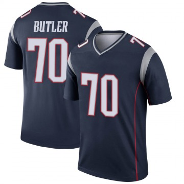 Youth Nike New England Patriots Adam Butler Navy Jersey - Legend
