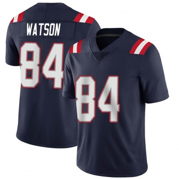 Youth Nike New England Patriots Benjamin Watson Navy Team Color Vapor Untouchable Jersey - Limited