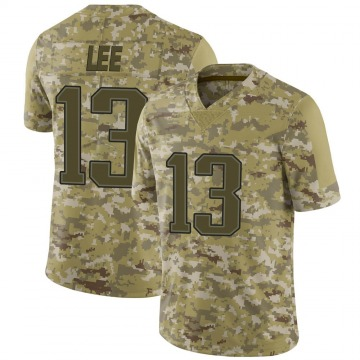 Youth Nike New England Patriots Marqise Lee Camo 2018 Salute to Service Jersey - Limited